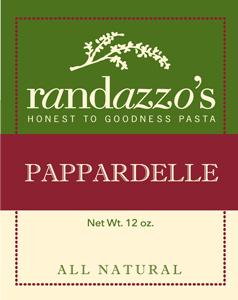 Randazzo's Pasta - Pappardelle